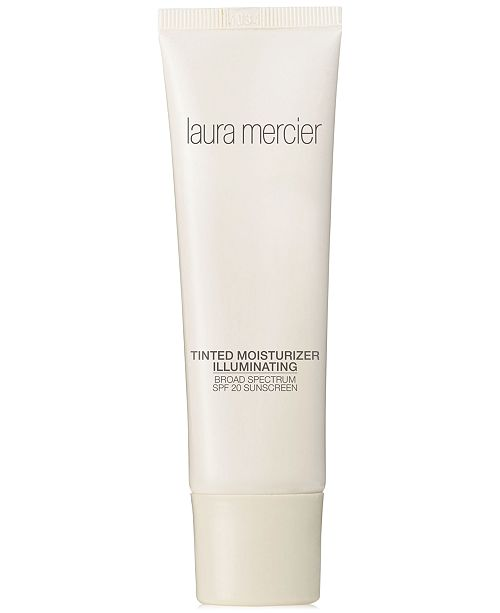 laura mercier illuminating tinted moisturizer warm radiance review