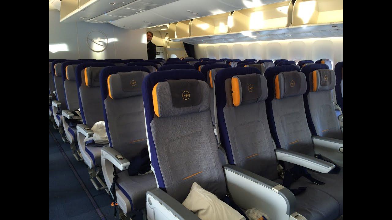 lufthansa 747 premium economy review