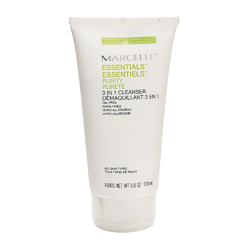 marcelle 3 in 1 cleanser review