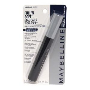 maybelline full n soft waterproof review