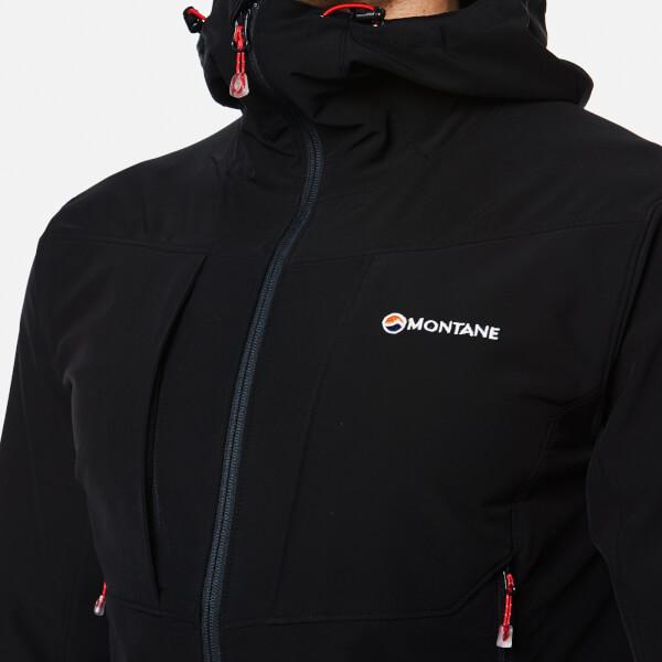 montane sabretooth softshell jacket review