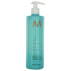 moroccan oil smoothing shampoo review