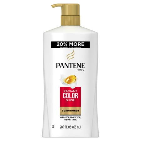 pantene radiant color shine review