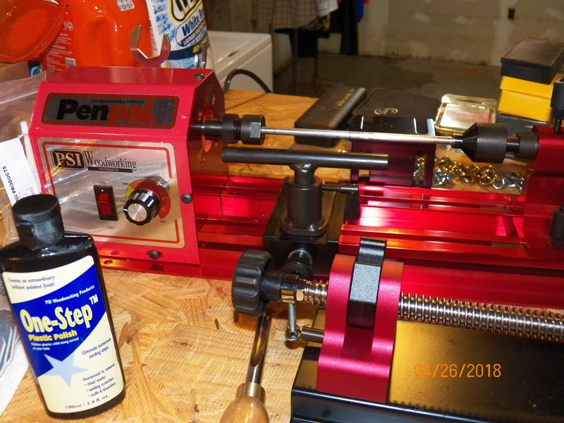 penn state industries lathe review