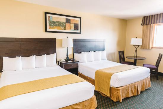quality inn and suites seattle center reviews