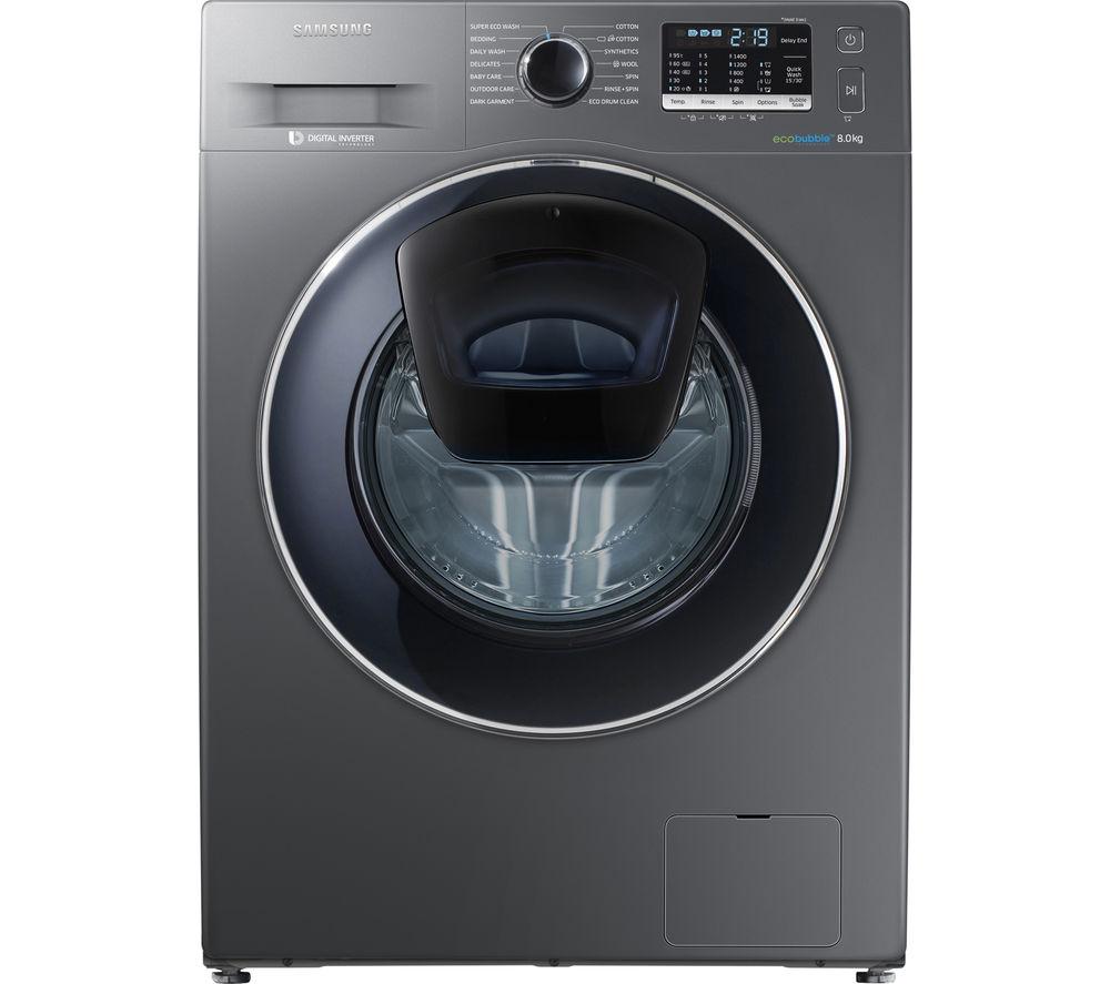 samsung washing machine add wash review