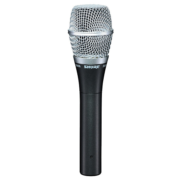 shure sm86 professional vocal microphone review
