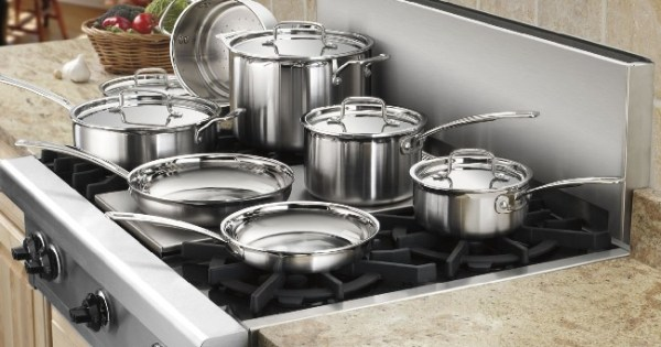 stainless steel cookware reviews 2017