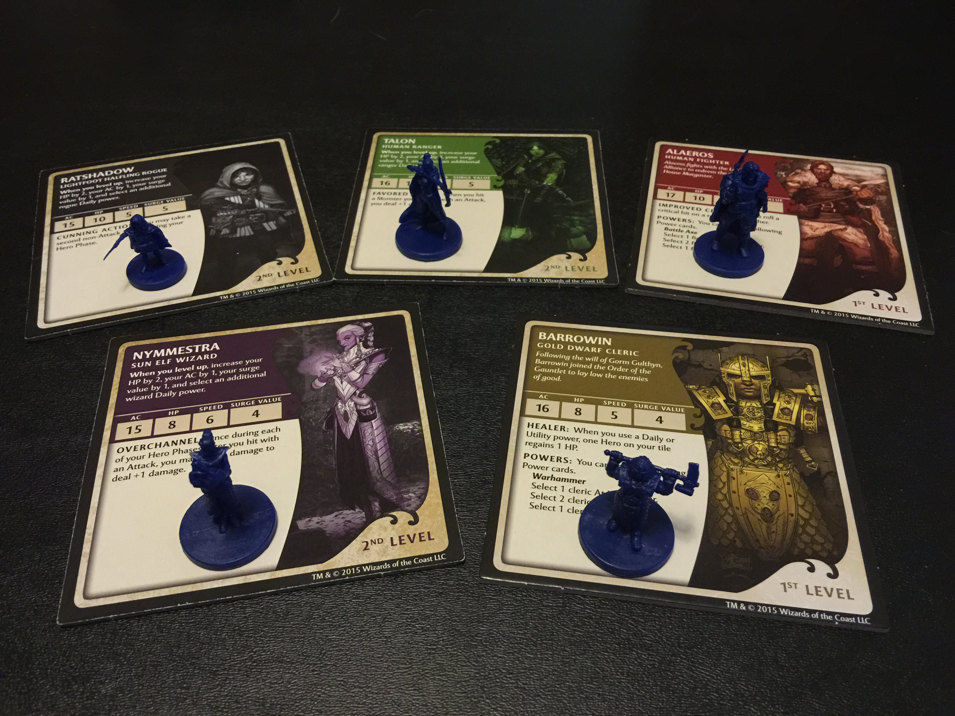 temple of elemental evil board game review