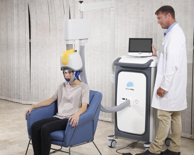 transcranial magnetic stimulation patient reviews