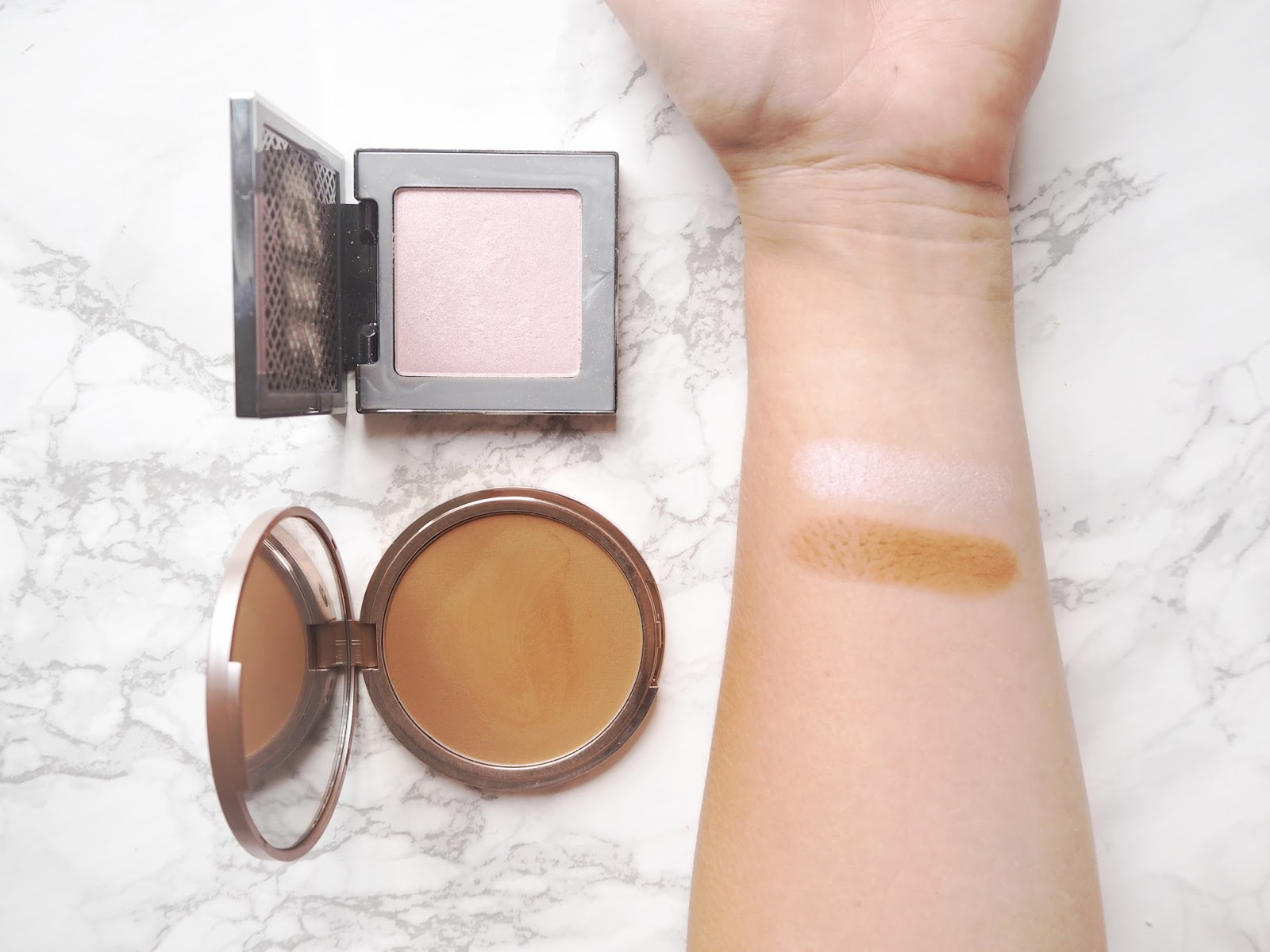 urban decay beached bronzer bronzed review